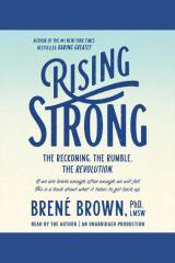 Rising Strong Audiobook